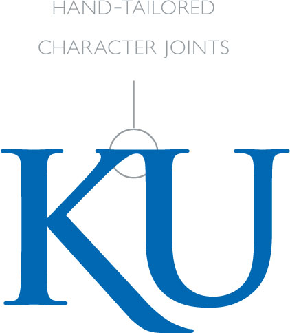 ku hand-tailored character joints