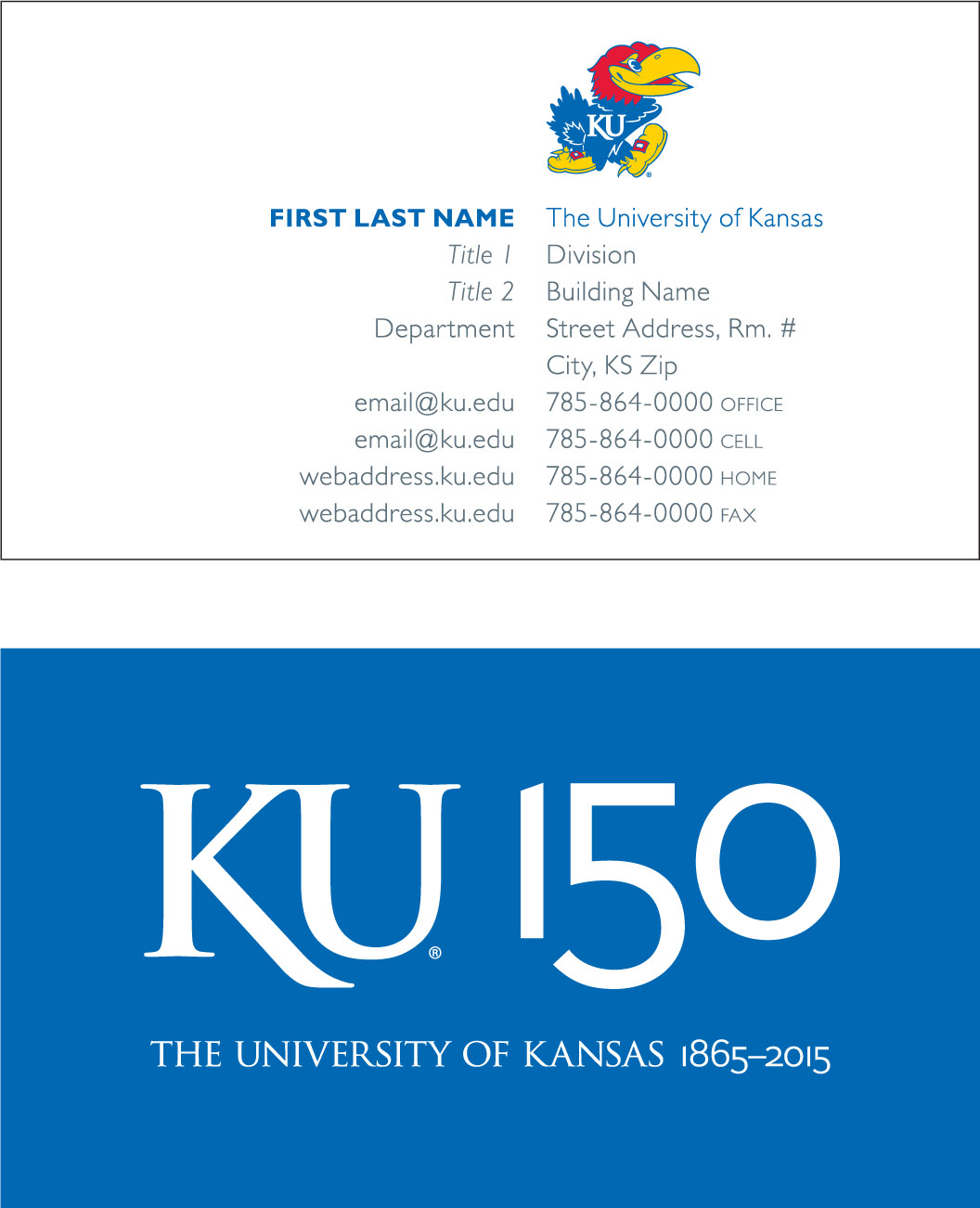 Business Cards | KU150: Boundless